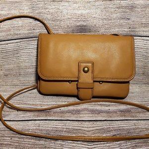 Lucky Brand crossbody convertible wallet